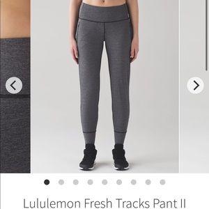 Lululemon fresh tracks pant